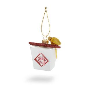 Take-Out Box Ornament