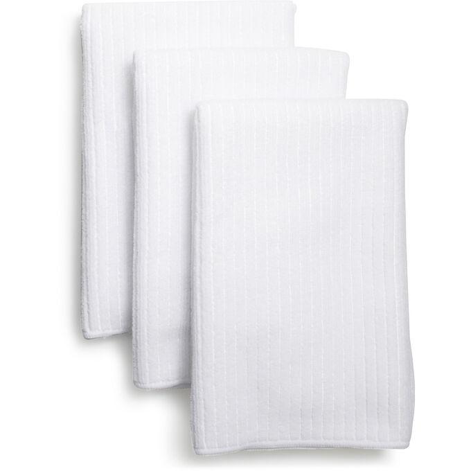 "Microfiber Kitchen Towels, 19"" x 16"", Set of 3"