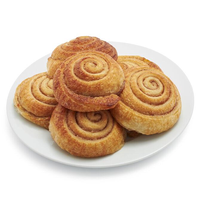 Gaston's Bakery Cinnamon Roll Croissants, Set of 12