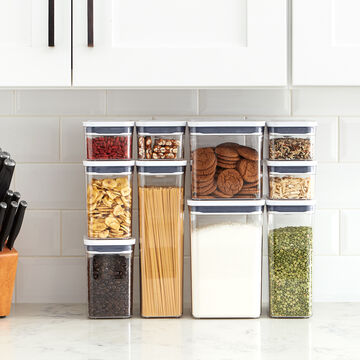 OXO Good Grips 10-Piece New POP Container Set