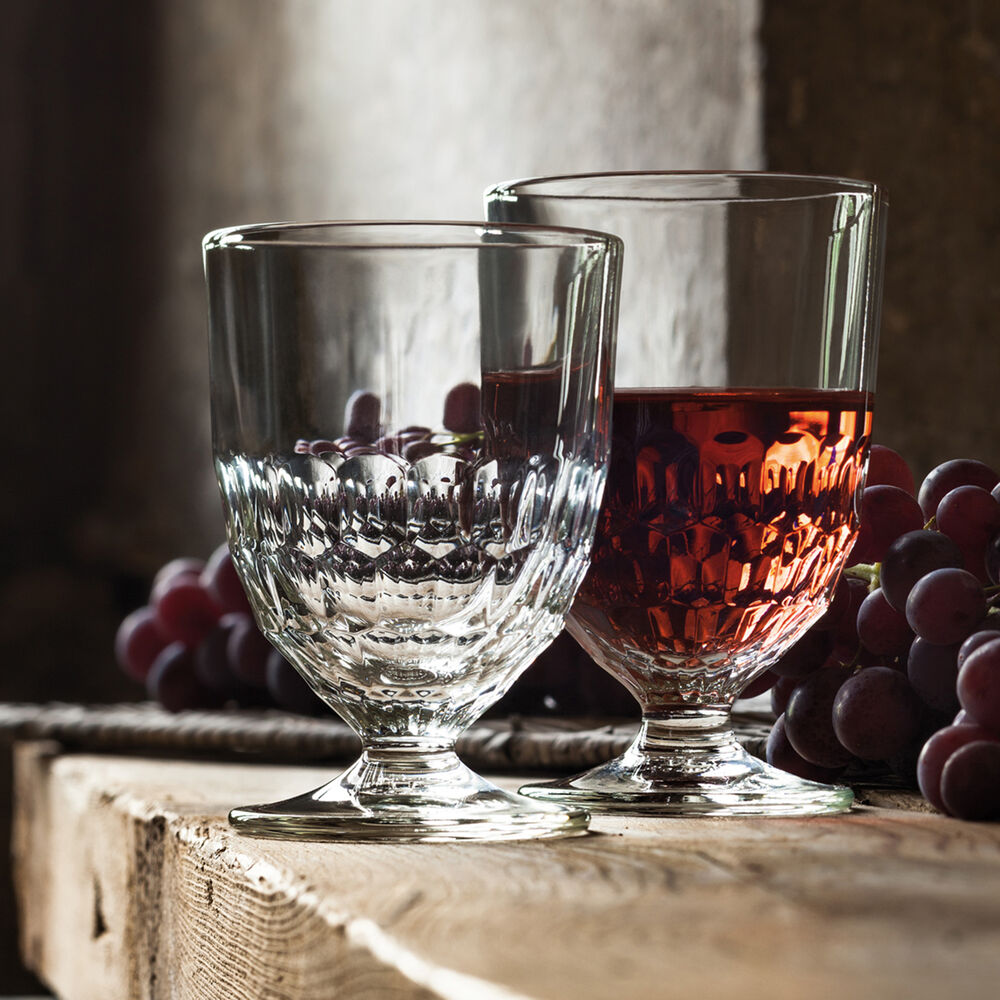 La Rochère Artois Water Glasses, Set of 6