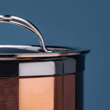 Hestan CopperBond Sauteuse, 3.5 qt.