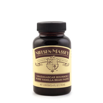 Madagascar Pure Vanilla Bean Paste, 4 oz.