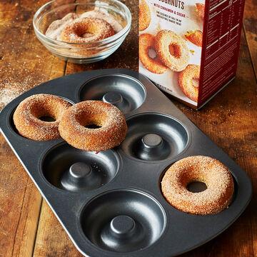Sur La Table Doughnut Pan, 6 Count