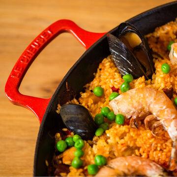 Le Creuset World Cuisine Paella Pan