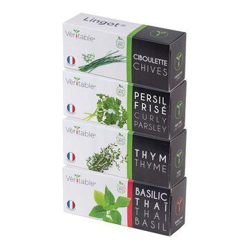 Veritable Original Herb Lingots, 4-Pack