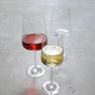 Schott Zwiesel Sensa Soft-White Wine Glasses, Set of 6