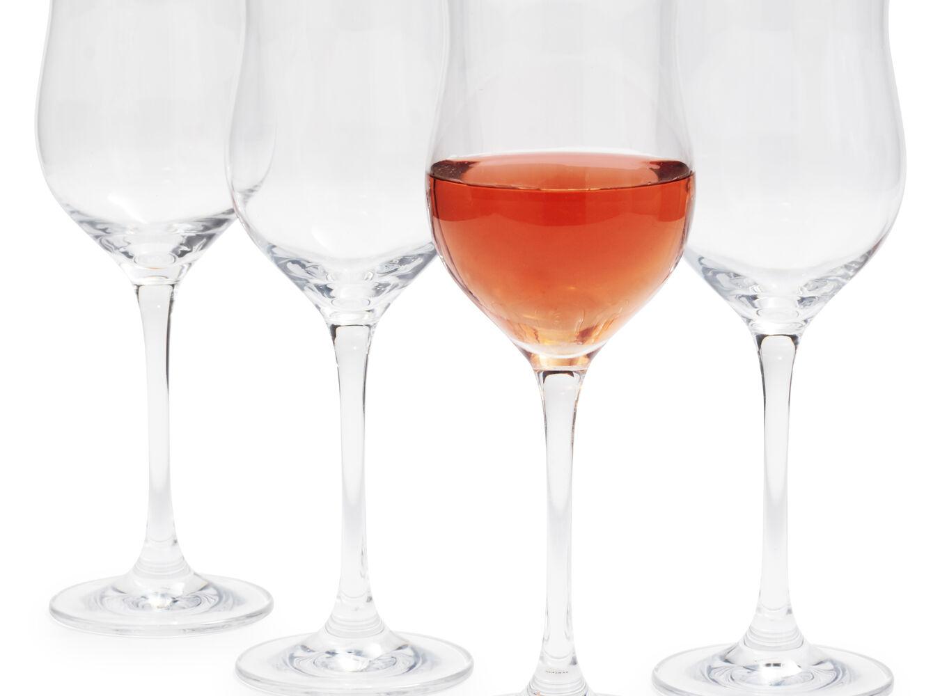 Schott Zwiesel Ultimate Rosé Glasses, Set of 4   Sur La Table