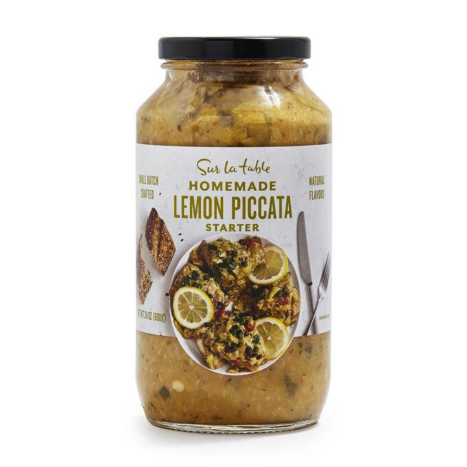 Sur La Table Lemon Piccata Starter Sauce