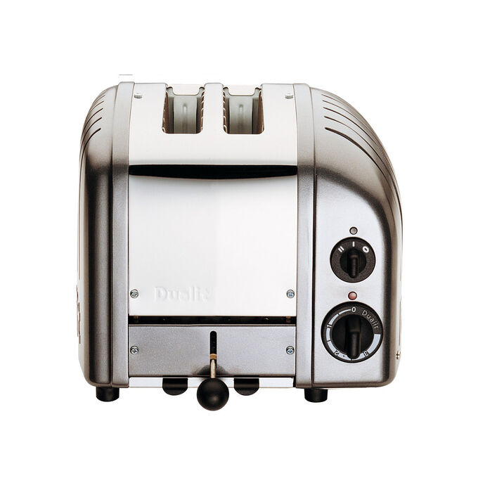 Dualit Charcoal Two-Slice Toaster