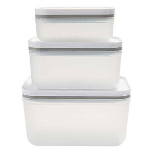 Zwilling Fresh & Save Plastic Vacuum Container Set, Set of 3