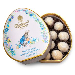 Charbonnel et Walker White Chocolate Mini Easter Egg Truffles