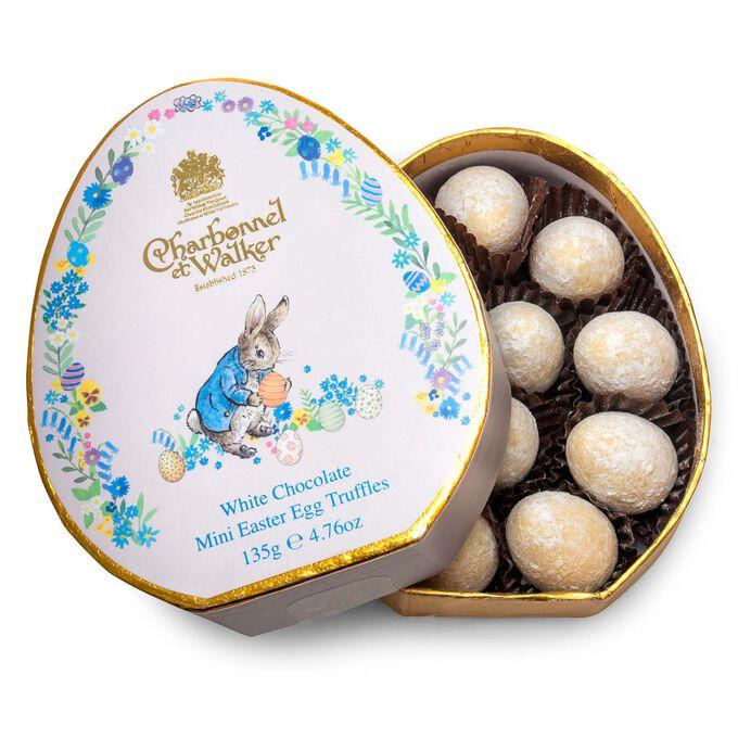 Charbonnel et Walker White Chocolate Mini Easter Egg Truffles