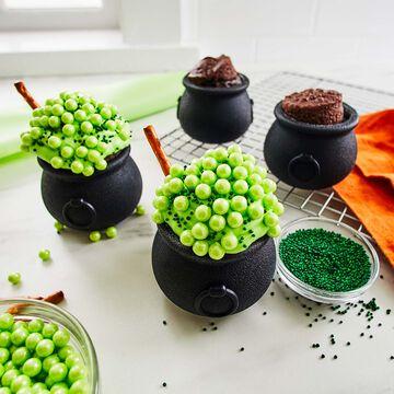 Sur La Table Cauldron Molds, Set of 4