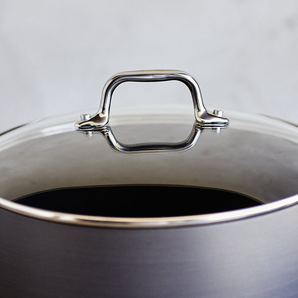 All-Clad HA1 Nonstick Covered Saucepan