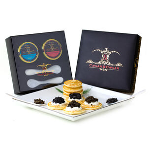 Caviar & Caviar Royal Caviar Gift Set