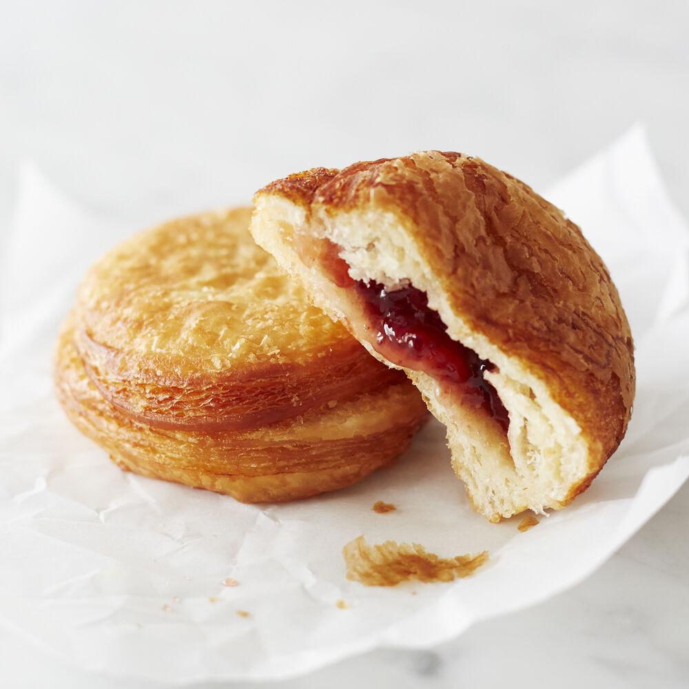 Gaston's Bakery Jam-Filled Croissants