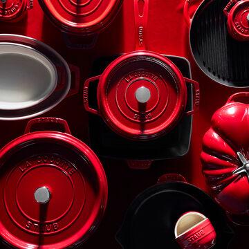 "Staub Ceramic Oval Baking Dish, 12"""