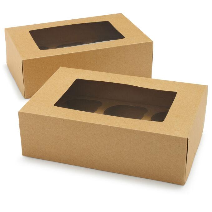 Wilton Craft Treat Boxes, Set of 2