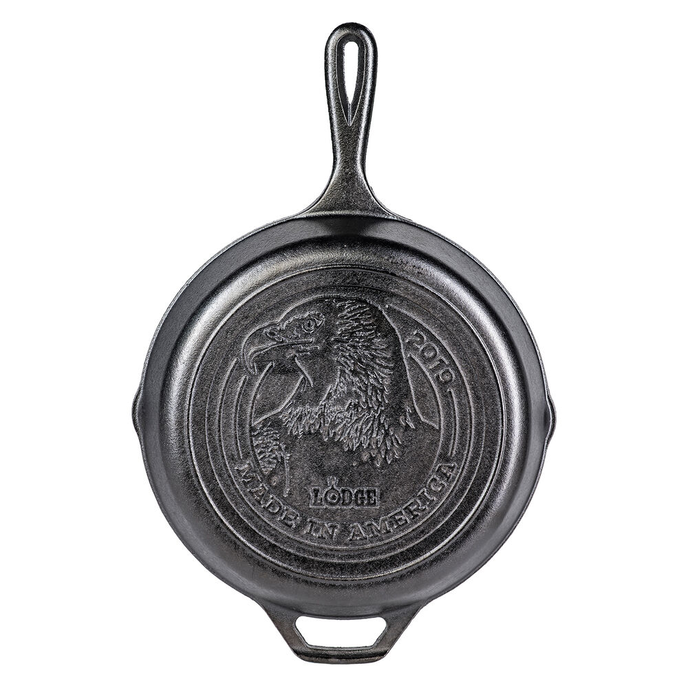"""Lodge Limited-Edition Made in America Skillet, 10.25"""""""