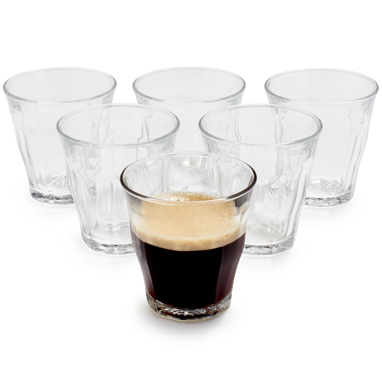 Lot of 6 After Shock Acrylic Shot Glasses  MC35