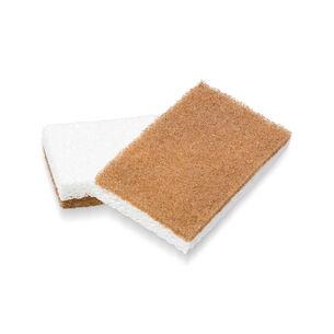 Full Circle In a Nut Shell Walnut Scrubber Sponge, 3-Pack