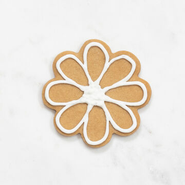 Flower Cookie Cutter, 2.5""