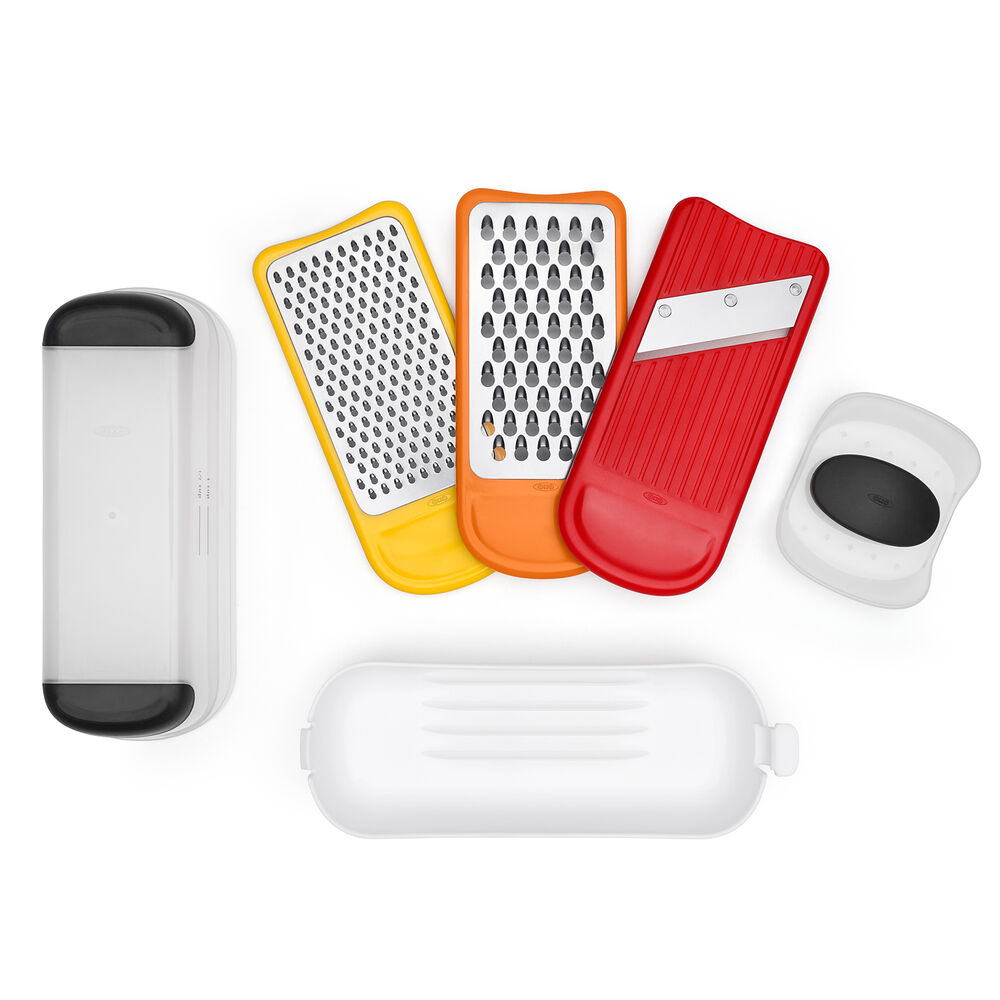 OXO Good Grips Mini Grate & Slice Set