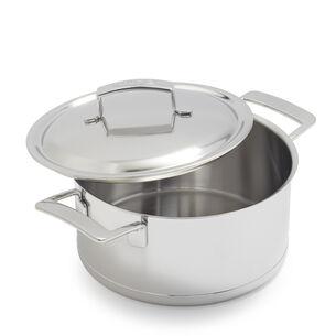 Demeyere Silver7 Dutch Oven, 5.5 qt.