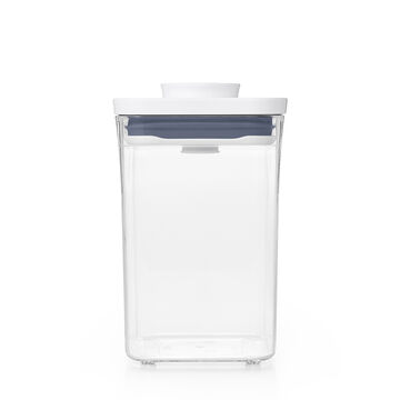 OXO Good Grips New POP Container, Small Square Short, 1.1 qt.