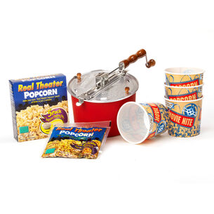 Red Whirley Pop Starter Set