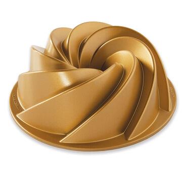 Nordic Ware Heritage Gold Bundt® Pan, 6 cups