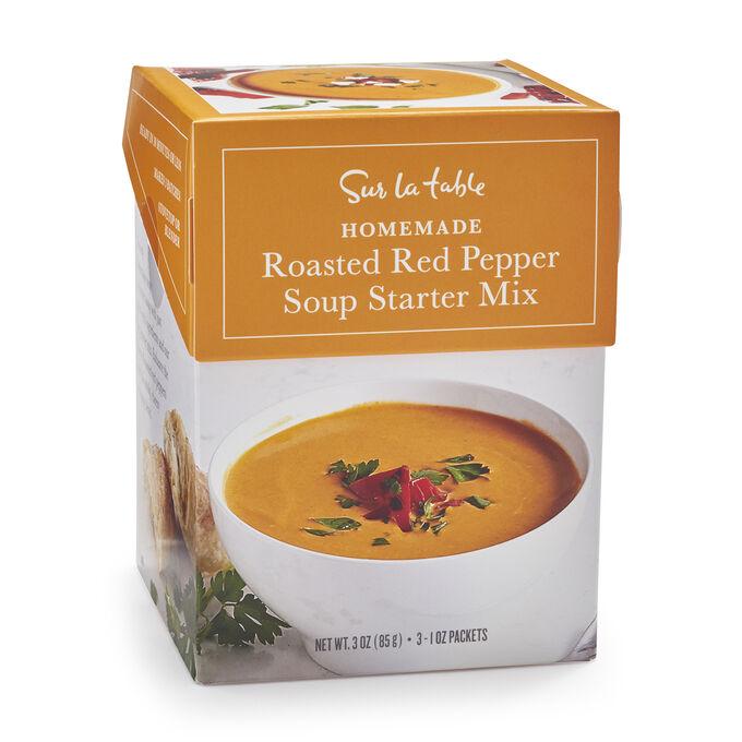 Sur La Table Roasted Red Pepper Soup Starter Mix