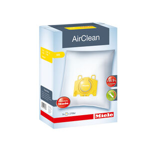Miele AirClean KK FilterBags Replacement Set
