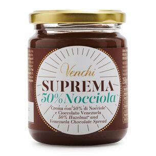 Venchi Suprema Hazelnut Chocolate Spread