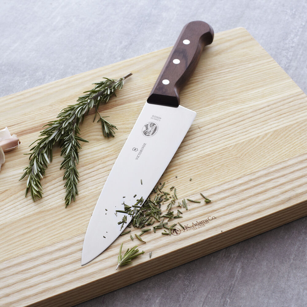 Victorinox Rosewood Chef's Knife, 8""