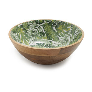 Palm Leaves Serving Bowl, 12""
