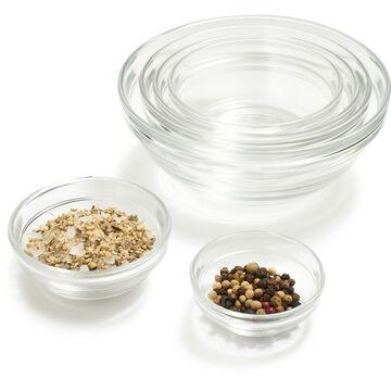 Duralex Lys Clear Stackable Bowls