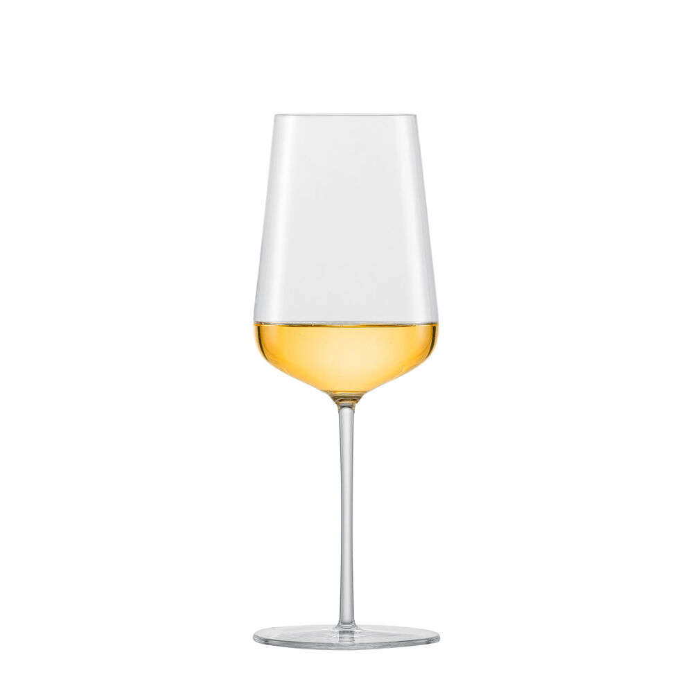Schott Zwiesel Vervino Soft White Wine Glasses, Set of 6
