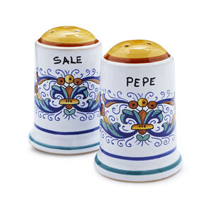 Nova Deruta Salt and Pepper Shaker Set
