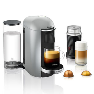 Nespresso VertuoPlus Deluxe by Breville with Aeroccino3 Frother