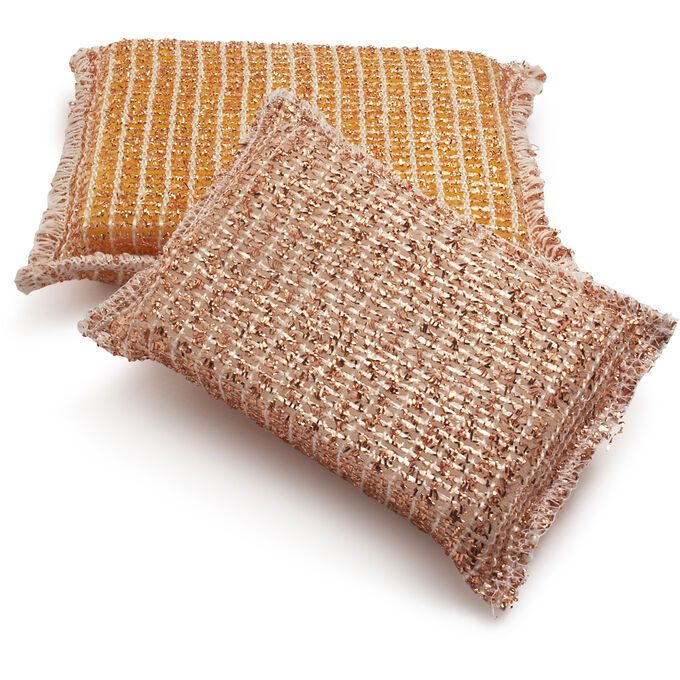 Bürstenhaus Redecker Copper Sponges, Set of 2