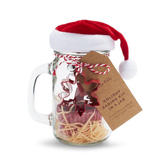 Holiday Baking Kit in a Jar