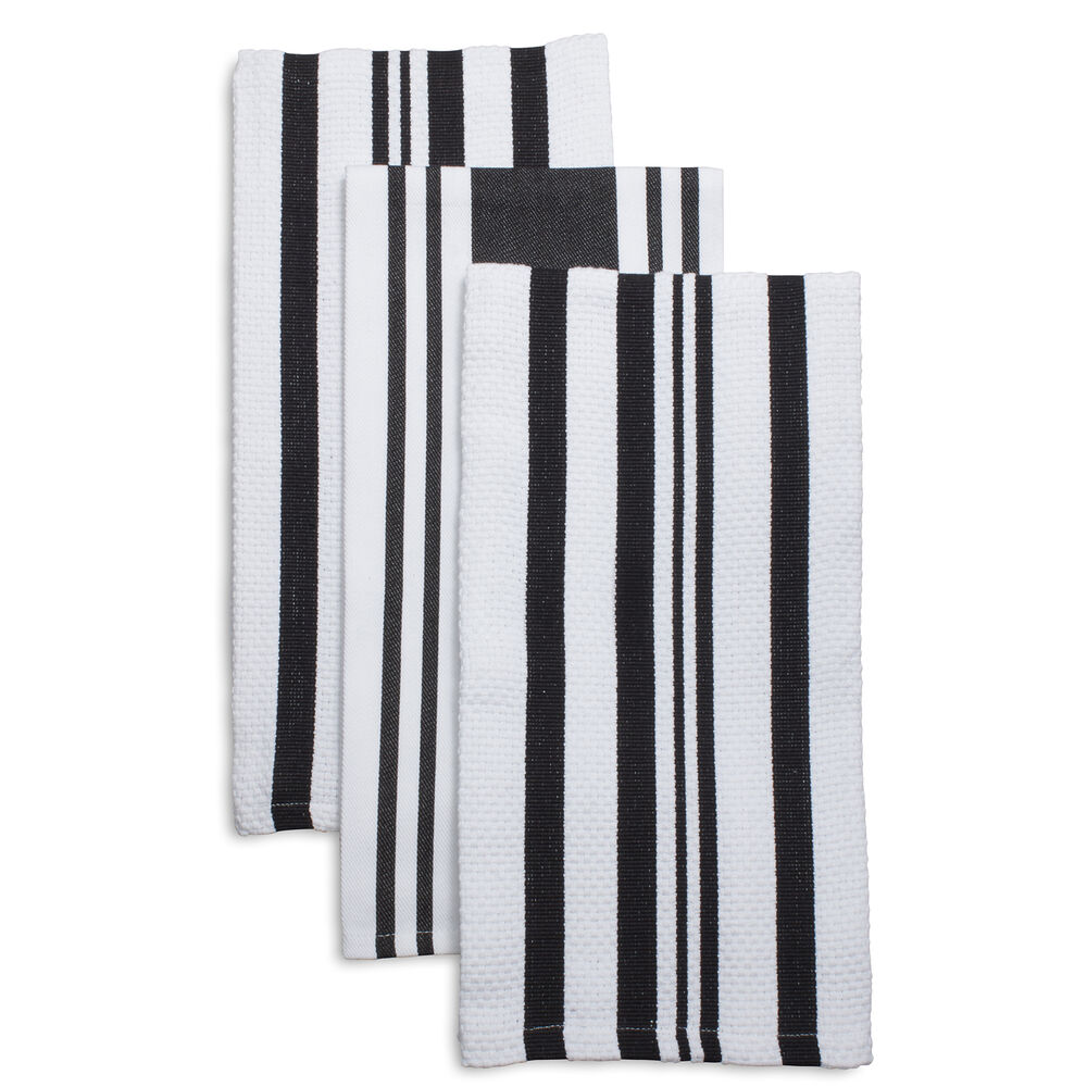 Striped Kitchen Towels, 28\