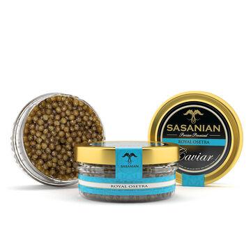 Caviar & Caviar Royal Osetra Caviar
