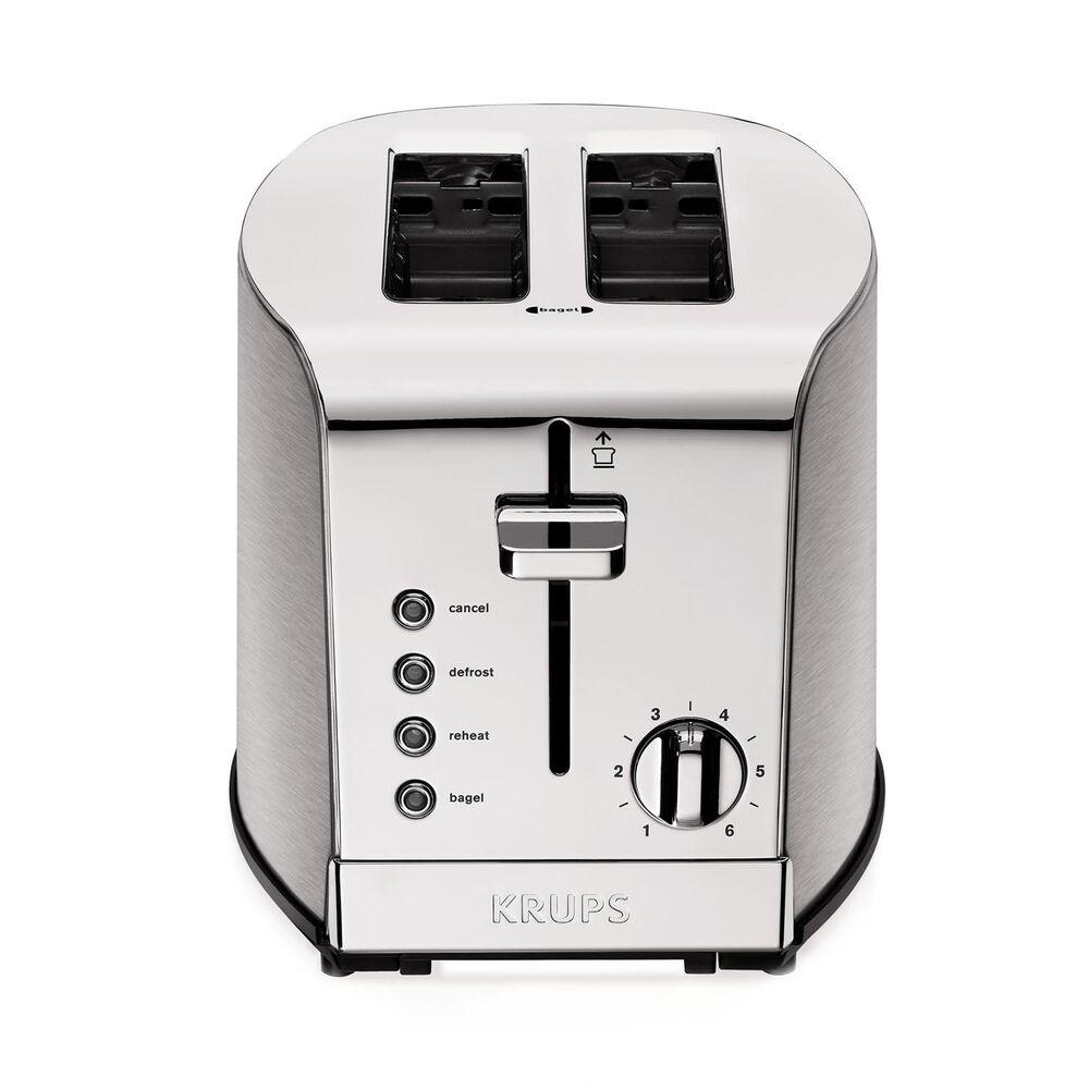 Krups Breakfast Set 2-Slice Toaster