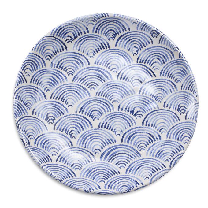 Oceana Scallop Dinner Plate
