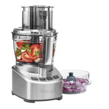 Cuisinart 13-Cup Food Processor, Stainless-Steel