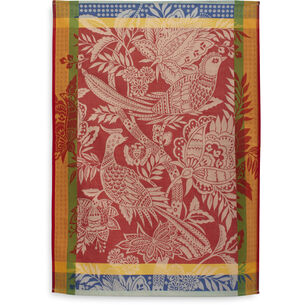 "Birds of Paradise Kitchen Towel, 28"" x 19"""