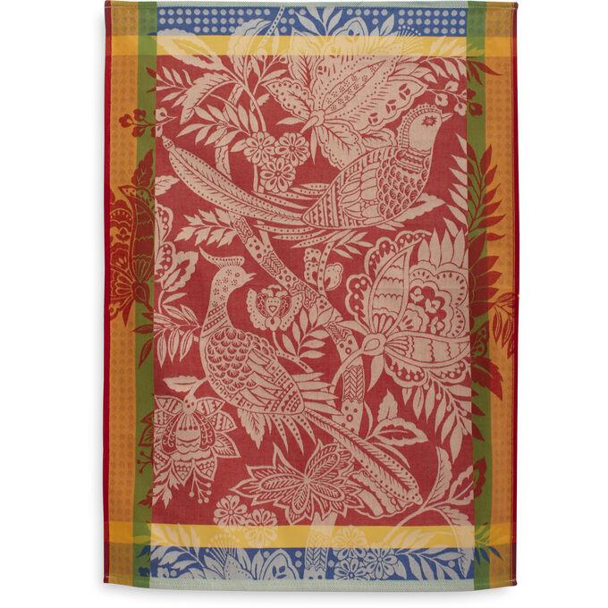 "Birds of Paradise Kitchen Towel, 28"" x 19"""